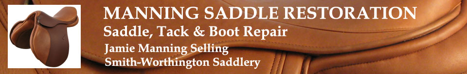 saddle and tack repair